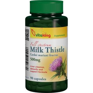 ARMURARIU (CIULINUL LAPTELUI) 500 mg, 90 capsule, Vitaking