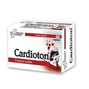 CARDIOTON, 40 capsule, FarmaClass