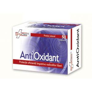 ANTIOXIDANT, 50 capsule, FarmaClass