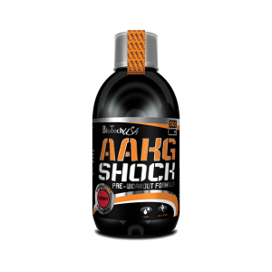 AAKG SHOCK 500/1000 ml, Biotech Nutrition
