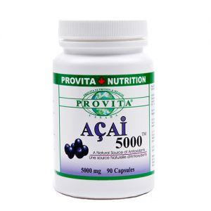 ACAI 5000 mg, 90 capsule, Provita Nutrition