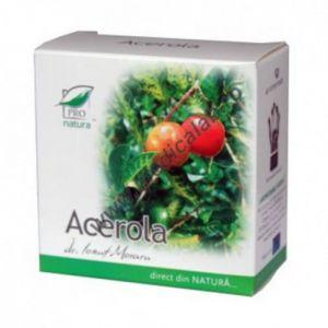 ACEROLA, 40 comprimate, Laboratoarele Medica