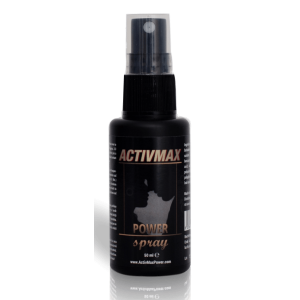 ACTIVMAX POWER SPRAY 50 ml, Maxmed