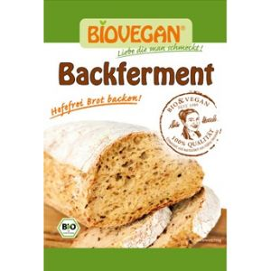 AGENT DE FERMENTARE PENTRU COPT BIO  20 g, Biovegan