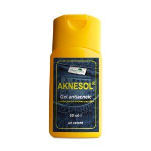 GEL ANTIACNEIC - AKNESOL 60 ml, Transvital Cosmetics