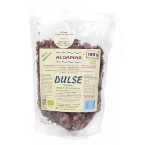 ALGE DULSE RAW BIO, 100 g, Algamar