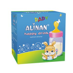 ALINAN HAPPY DRINK 20 plicuri, Fiterman Pharma