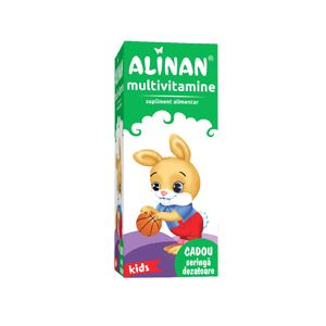 MULTIVITAMINE ALINAN SIROP 150 ml, Fiterman Pharma