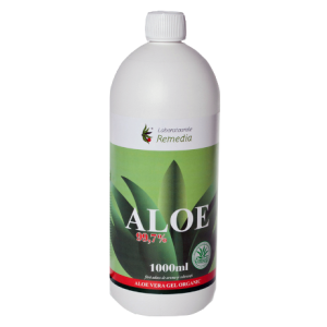 ALOE VERA GEL ORGANIC 500/1000 ml, Laboratoarele Remedia