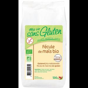AMIDON DE PORUMB BIO 500 g, Ma Vie Sans Gluten