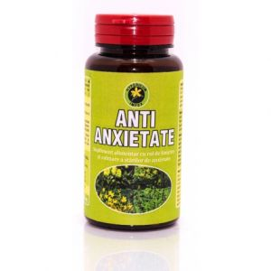ANTI ANXIETATE 60 capsule, Hypericum Impex