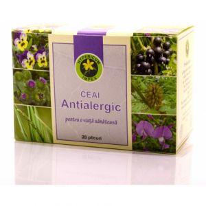 ANTIALERGIC, Ceai 20 plicuri, Hypericum Impex