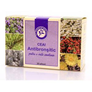 ANTIBRONSITIC, Ceai 20 plicuri, Hypericum Impex