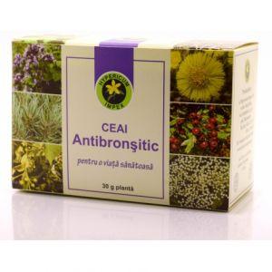 ANTIBRONSITIC, Ceai 30 g, Hypericum Impex