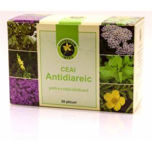 ANTIDIAREIC, Ceai 20 plicuri, Hypericum Impex