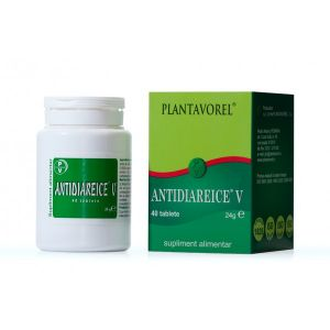 ANTIDIAREICE V 40 tablete, Plantavorel