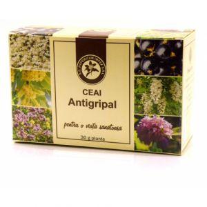 ANTIGRIPAL, Ceai 30 g, Hypericum Impex