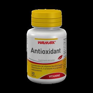 ANTIOXIDANT 30 tablete, Walmark