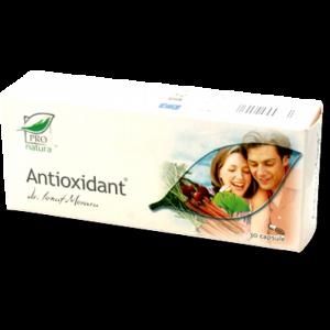 ANTIOXIDANT, 30/150 capsule, Laboratoarele Medica