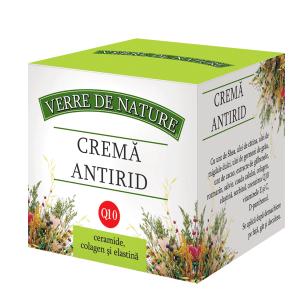 CREMA ANTIRID - VERRE DE NATURE 50 ml, Manicos