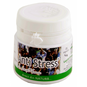ANTI STRESS, 25/90/250 capsule, Laboratoarele Medica