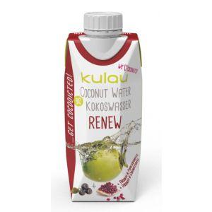 APA DE COCOS RENEW BIO, 330 ml, Kulau