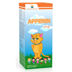 APPERIN SIROP 100 ml, Sun Wave Pharma