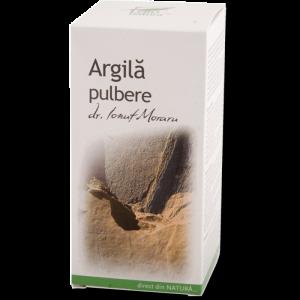 ARGILA PULBERE 150 g, Laboratoarele Medica