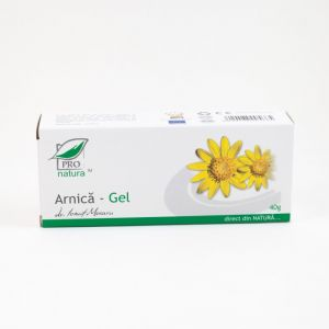 ARNICA GEL, 40/125/200 g, Laboratoarele Medica