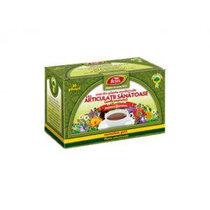 ARTICULATII SANATOASE L93, Ceai 20 plicuri a 1,5 g, Fares