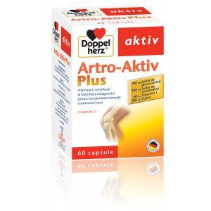 ARTRO AKTIV PLUS 30/60 capsule, Doppelherz Aktiv