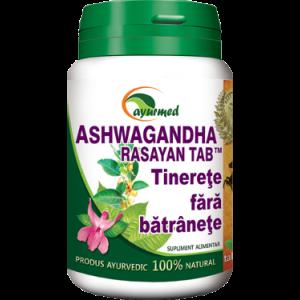 ASHWAGANDHA RASAYAN TAB 50/100 tablete, Ayurmed