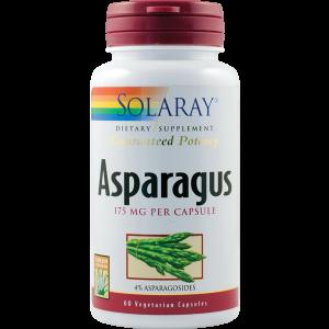 ASPARAGUS EXTRACT (Sparanghel) 60 capsule, Solaray