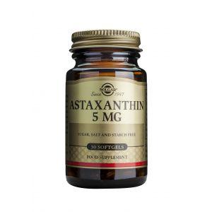 ASTAXANTHIN 5 mg, 30 capsule moi, Solgar