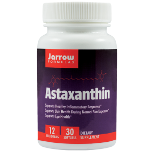 ASTAXANTHIN 12 mg, 30 capsule, Jarrow Formulas