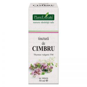 CIMBRU - Thymus Vulgaris, Tinctura 50 ml, Plant Extrakt