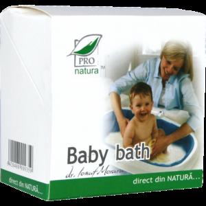BABY BATH 10 plicuri, Laboratoarele Medica