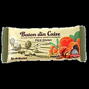 BATON CU CAISE SI NUCI 40 g, Nutribon
