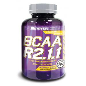 BCAA R2.1.1, 200 capsule, Nutrytec Platinum Pro