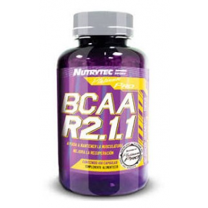 BCAA R2.1.1, 100 capsule, Nutrytec Platinum Pro