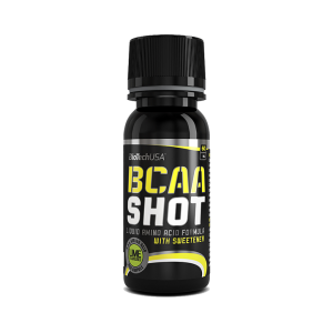 BCAA SHOT 20 fiole, Biotech Nutrition