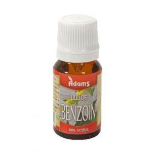 BENZOIN, Ulei esential 10 ml, Adams Vision