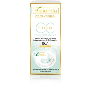 CREMA CORECTOARE CC MULTIFUNCTIONALA, 40 ml, Bielenda