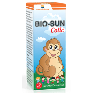 BIO-SUN COLIC 10 ml, Sun Wave Pharma