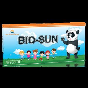 BIO-SUN KIDS 15 plicuri, Sun Wave Pharma