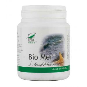 BIO MER, 30/60/200 capsule, Laboratoarele Medica