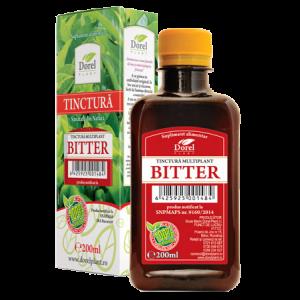 BITTER MULTIPLANT,  Tinctura 200 ml, Dorel Plant