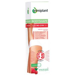 GEL DE CORP - SLIM NO GYM BODYSHAPE 150 ml, Elmiplant