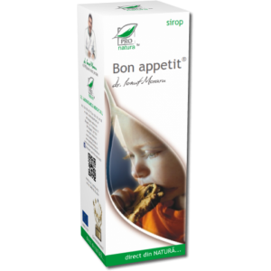 BON APPETIT SIROP, 100 ml, Laboratoarele Medica