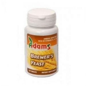 BREWER YEAST (DROJDIE DE BERE) 90 tablete, Adams Vision